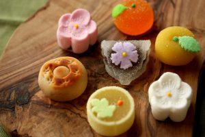 Japanese Dessert Wagashi