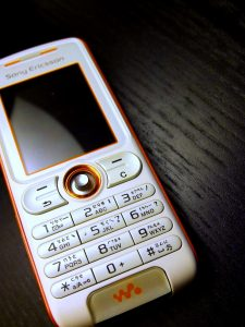 simple cell phone